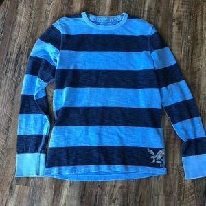 American Eagle Outfitters Striped Long Sleeve